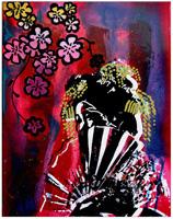Akane Print By Drexel