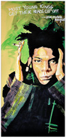 Basquiat Print By Drexel