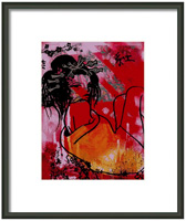 Beni Framed Print By Drexel