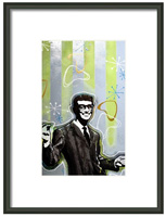 Buddy Holly Framed Print By Drexel
