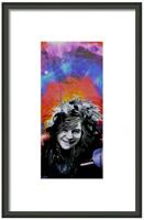 Janis Framed Print By Drexel