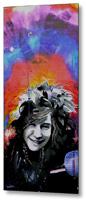 Janis Metal Print By Drexel