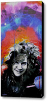 Janis Stretched Canvas Print Canvas Art By Drexel