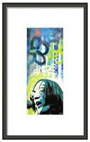 Lennon Framed Print By Drexel