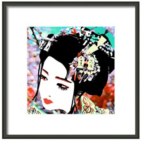 Melancholy Framed Print By Drexel