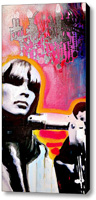 Nico Stretched Canvas Print Canvas Art By Erica Falke