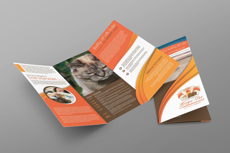 Home Pet Euthanasia of Southern California Brochure