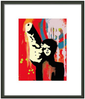 Is This What You Want Framed Print By Drexel