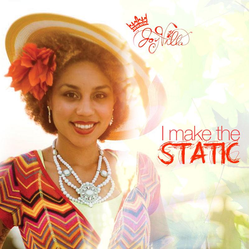 Joy Villa CD Cover
