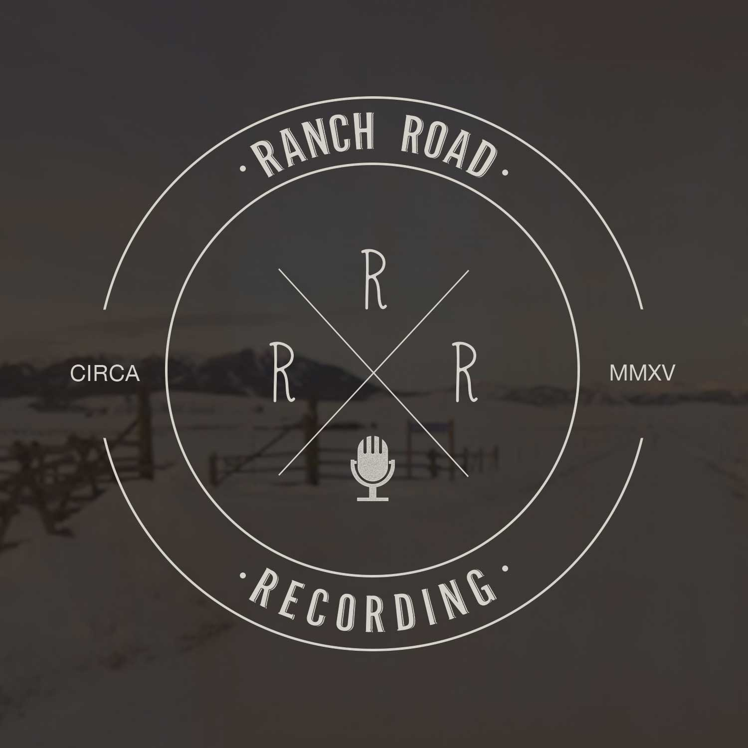Ranch Road Recording Logo